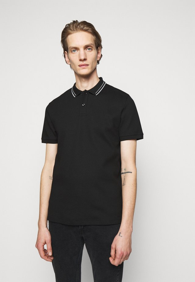 DOLFY - Poloshirt - black