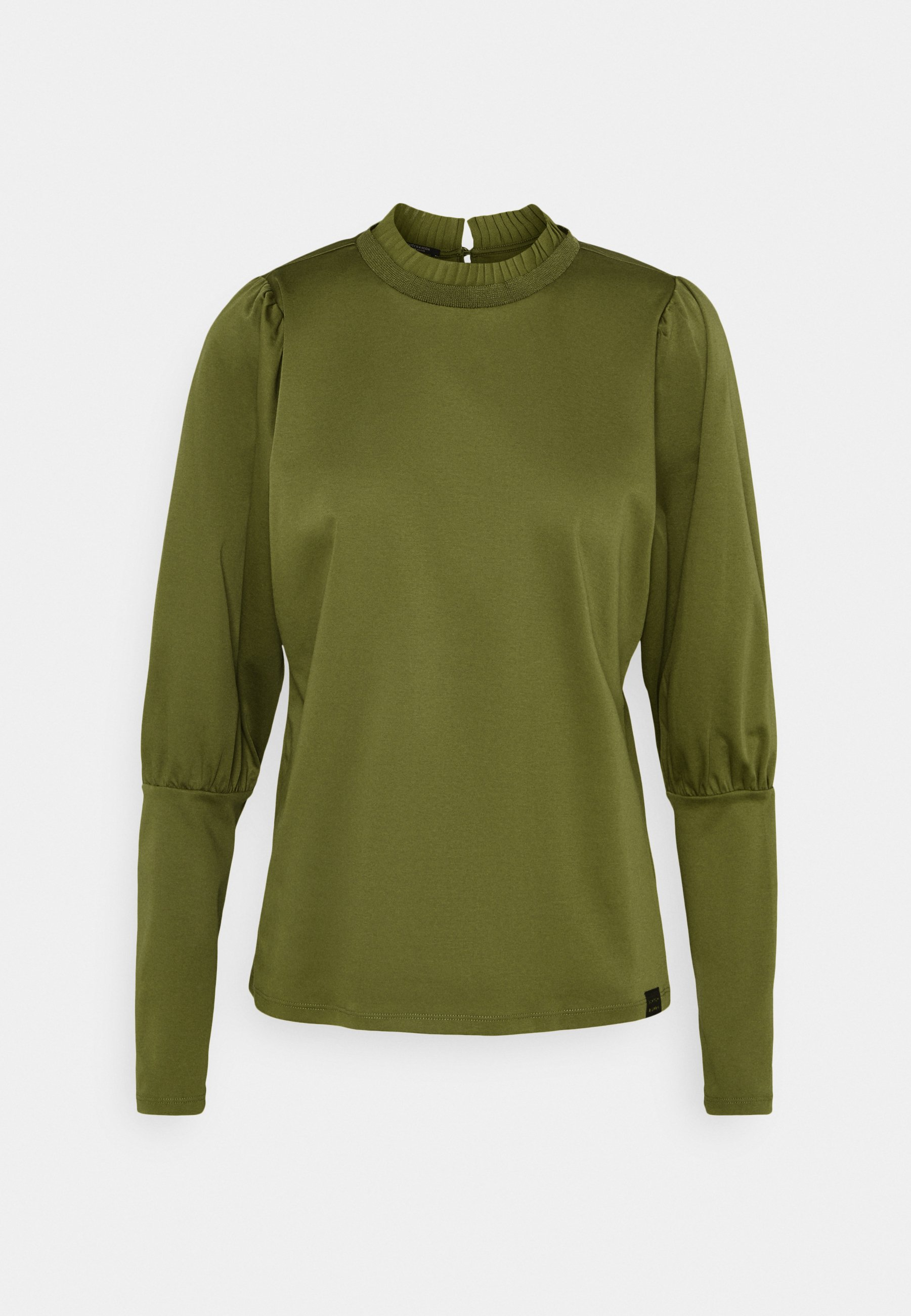 Women TEE WITH SPECIAL LONG SLEEVES - Long sleeved top