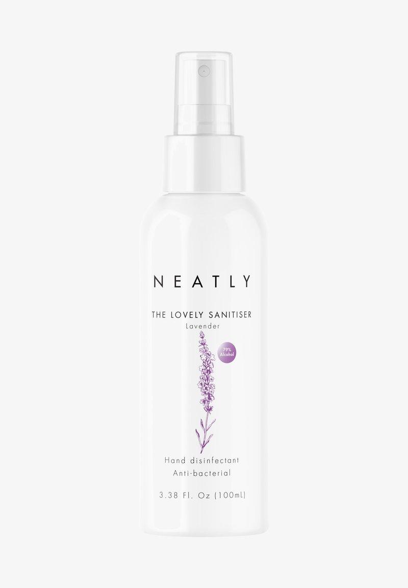 Neatly - SPRAY LAVENDEL - Liquid soap - -