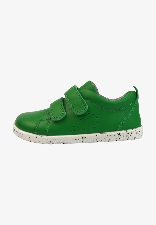 Sneakers laag - emerald