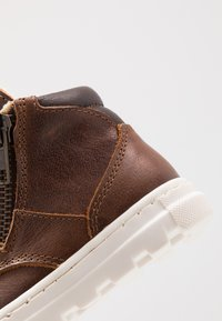 Pinocchio - Lace-up ankle boots - chestnut - 2