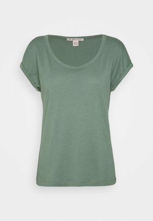 T-shirt basic - laurel wreath