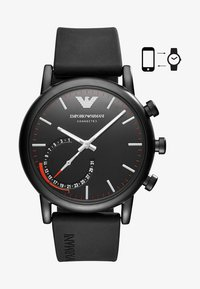 Emporio Armani Connected - Smartwatch - matt schwarz - 1