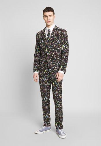 DISCO DUDE - Suit - black