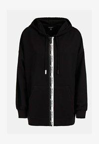 Guess - Zip-up hoodie - schwarz - 4