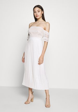 Robe de soirée - optic white