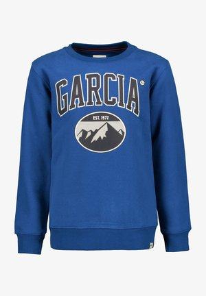 Sweatshirt - reflex bleu