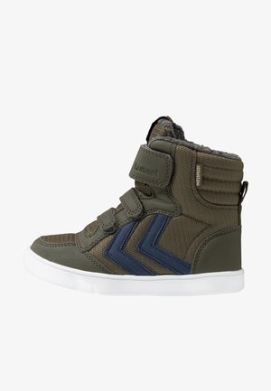 STADIL BOOT MID - Sneaker high - forrest night