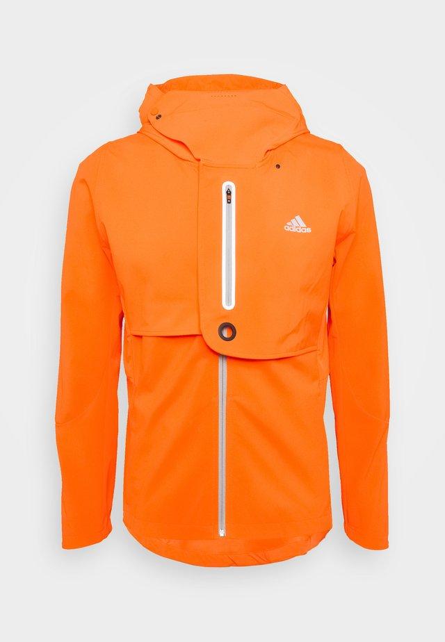 WIND RESPONSE WIND.RDY RUNNING JACKET - Sports jacket - apsior