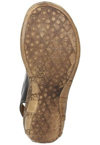 Comfortabel - Wedge sandals - schwarz/bunt - 3