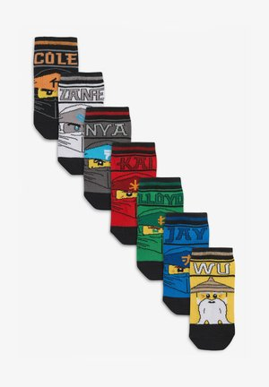 7 PACK  - Socks - multi-coloured