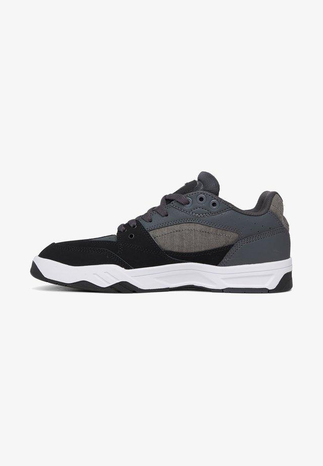 Trainers - grey/grey/black