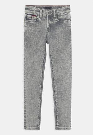 SCANTON SLIM ACID - Slim fit jeans - grey