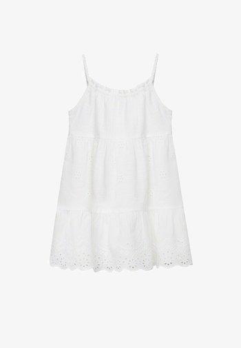 Day dress - gebroken wit