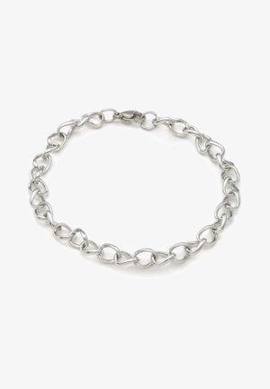 PLUTOS - Bracelet - silver-coloured