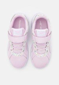 Reebok - FLEXAGON ENERGY 2.0  - Zapatillas de running neutras - light pink/white - 3