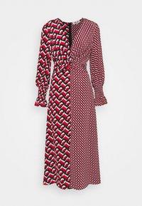 Diane von Furstenberg - MICHELLE DRESS - Vapaa-ajan mekko - red - 5