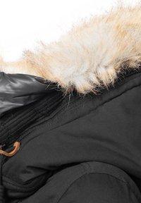Navahoo - Winter coat - black - 5