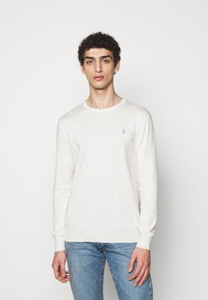 Jumper - antique cream