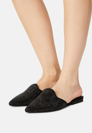 GLORIAA - Mules - black