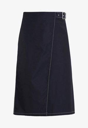 IVY - A-line skirt - navy