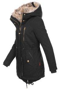 Navahoo - Winter coat - schwarz - 1