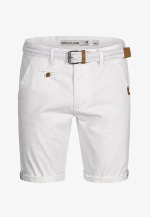 CASUAL FIT - Short - off white