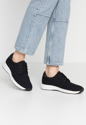 CINTIA - Sneakers basse - black