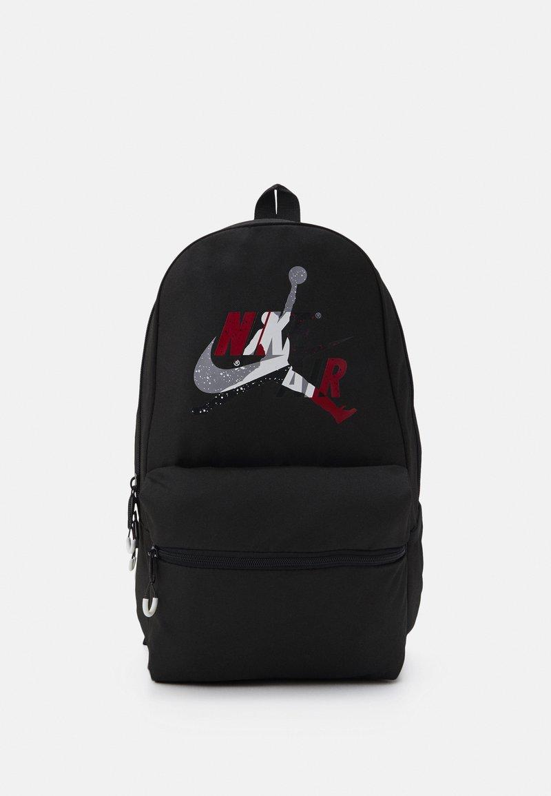 Jordan - JUMPMAN CLASSICS DAYPACK - Rucksack - black/red