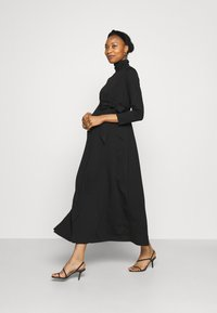 IVY & OAK Maternity - DORIS - Maxi dress - black - 1