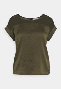 Cream - CRCEM - T-shirt print - sea turtle - 0