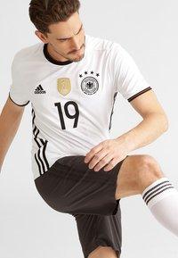 adidas Performance - DFB GERMANY - National team wear - blanc/noir - 3