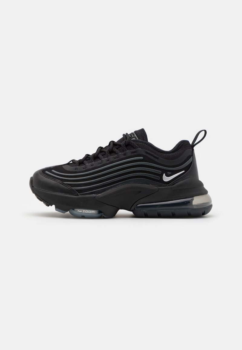 Nike Sportswear - AIR MAX ZM950 UNISEX - Zapatillas - black/metallic silver/bright crimson