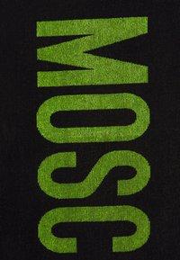 MOSCHINO SWIM - UNISEX - Accessoire de plage - black - 1