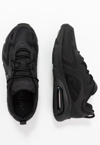 Nike Sportswear - AIR MAX 200 - Trainers - black - 1
