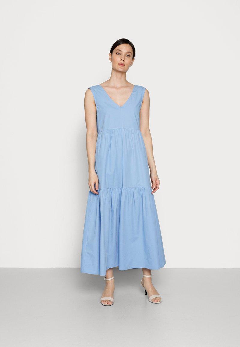 Love Copenhagen - WILSKA DRESS - Maxi dress - bel air blue