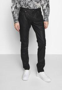 Just Cavalli - PANTS FIVE POCKETS - Trousers - black - 0
