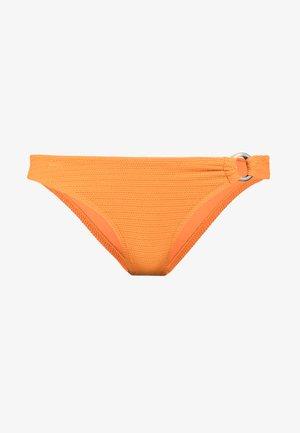 CRINKLE RING - Bikiniunderdel - ginger