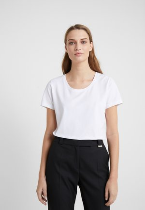 ELLAMINE - Basic T-shirt - white