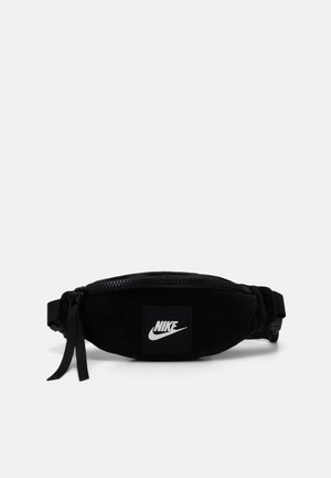 SPORTSWEAR HERITAGE - Bum bag - black/white