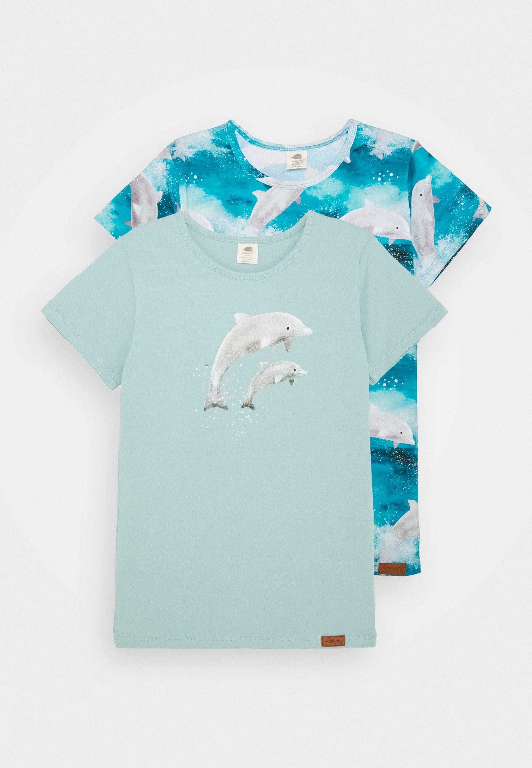 Kids DOLPHINS 2 PACK - Print T-shirt