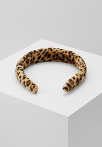 Loeffler Randall - MARINA PUFFY HEADBAND - Hair Styling Accessory - camel - 2