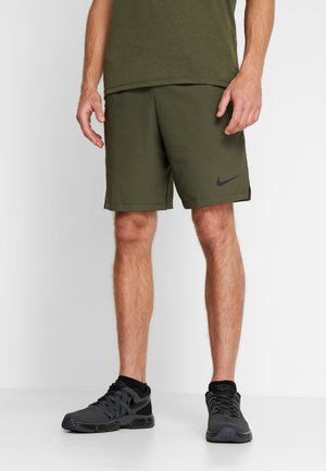 VENT MAX - Sports shorts - cargo khaki/black