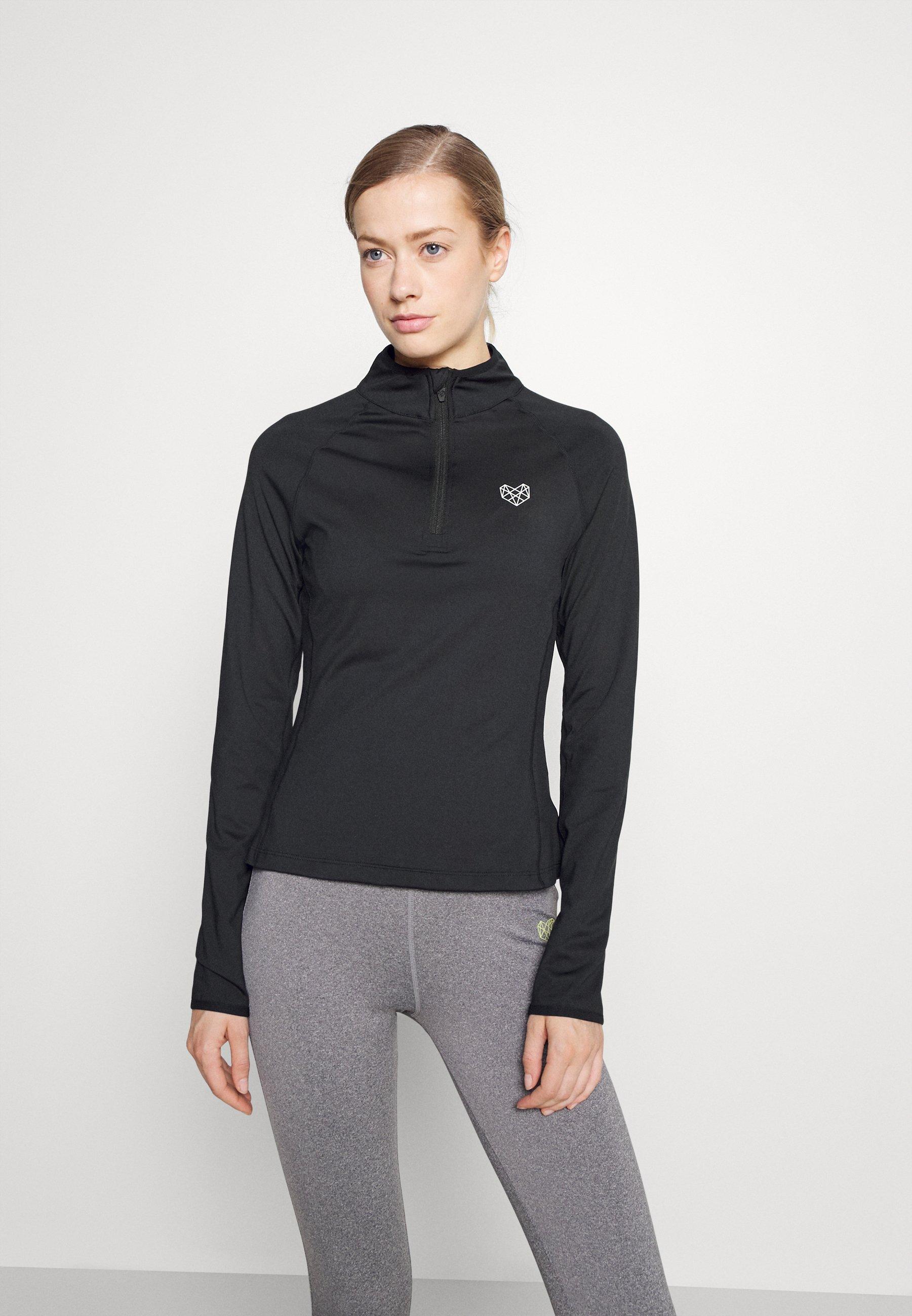 Women VISTA FITNESS - Long sleeved top