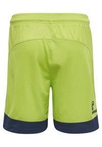 Hummel - LEAD  - Shorts - lime punch - 1