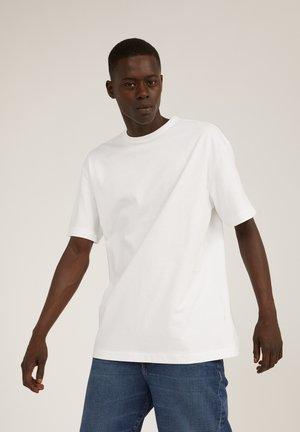 AALEX - Basic T-shirt - white