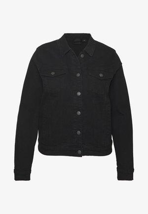 VMHOT SOYA JACKET - Džínová bunda - black