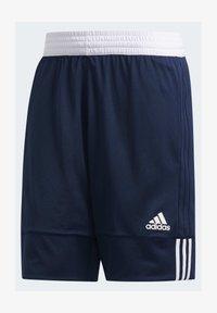 adidas Performance - 3G SPEED REVERSIBLE SHORTS - Sports shorts - blue - 7