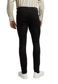 Esprit - Trousers - black rinse - 6