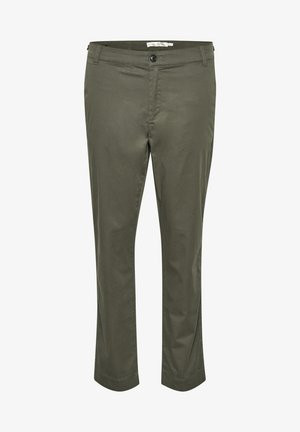 BIRTA - Chinos - beetle green
